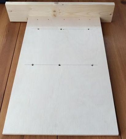 ペダルユニット固定台 表面.jpg
